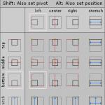 uGUIのレターボックス表示で左上基準で表示する方法